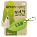 No More Green Bag Tag Savings at CVS